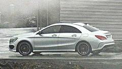 Voici la Mercedes CLA