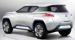Nissan TeRRA : le Juke hydrogène de demain
