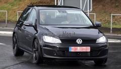 La future VW Golf R déjà sur la route