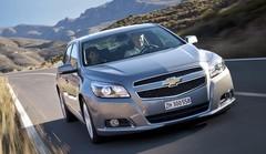 Essai Chevrolet Malibu : Dans la cour des grandes