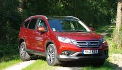 Essai Honda CR-V : douce évolution