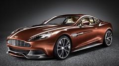 Aston Martin remet sa Vanquish au goût du jour