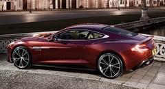 Aston Martin Vanquish : nouvelles photos et une vidéo