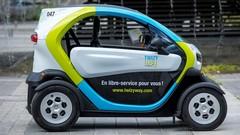 Renault : lancement d'un service d'auto-partage en Twizy