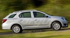 Dacia Logan MCV Logan MCV : un break nouveau