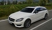 Essai Mercedes CLS Shooting Brake 350 CDI 265 ch &amp; 63 AMG 525 ch : Gentleman dmnageur