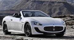 Maserati Gran Cabrio MC : officielle
