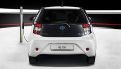 Toyota IQ EV : électrique