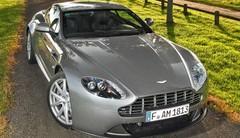 Essai Aston Martin V8 Vantage Mk3 (2012 - ) : Rien que pour vos yeux