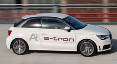 Audi A1 e-tron : elle perd son Wankel mais gagne un avenir