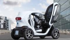 Renault Twizy : Enfin avec des fenêtres !