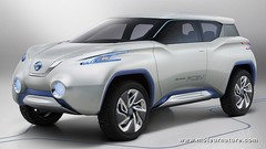 Nissan Terra : sans batterie, le retour de la pile à combustible et de l'hydrogène