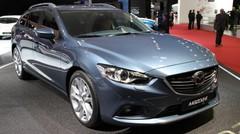 Une Mazda6 Wagon digne d'une berline