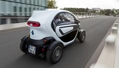 Renault Twizy: un système de fermeture de la partie supérieure des portes