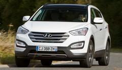 Essai Hyundai Santa Fe 4x4 : En route vers les sommets