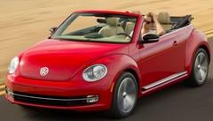 Volkswagen Coccinelle Cabriolet : la Beetle enlève le haut