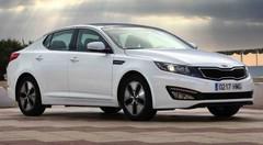 Essai Kia Optima Hybrid : courant alternatif