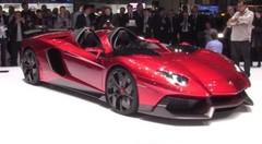 La désactivation de cylindres arrive sur la Lamborghini Aventador
