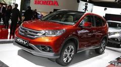 Honda CR-V en vidéo