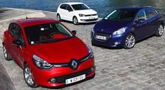 Essai Renault Clio 4 vs Peugeot 208 vs Volkswagen Polo 5 : Un fauteuil pour trois