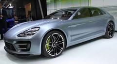 Panamera Sport Turismo : La Porsche du futur ?