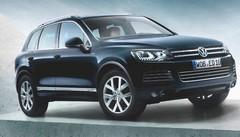 Le nouveau Volkswagen Touareg X aussi en version hybride