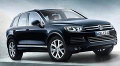 Volkswagen Touareg Edition X : une série spéciale 10ème anniversaire