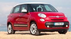Essai Fiat 500L Easy 1.3 diesel Multijet 85 ch : format large
