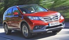 Essai Honda CR-V 2.2 i-DTEC 4WD Exclusive Navi AT : Sérieux prétendant