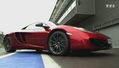 Emission Automoto : McLaren MP4-12C, VW Golf VII