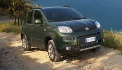 Essai Fiat Panda 4 x 4 : douée par nature