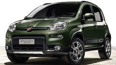 Fiat Panda 4x4, la plus écolo des tout-terrain