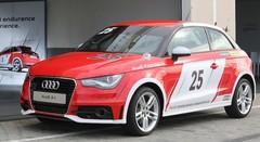 Essai : 24 heures en Audi A1 1.4 TFSI 185 S Line endurance expérience 2012