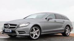 Essai Mercedes CLS Shooting Brake 350 CDI : les poupées russes