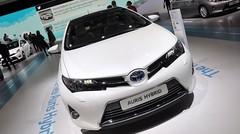 La production de la Toyota Auris II débute au Royaume-Uni