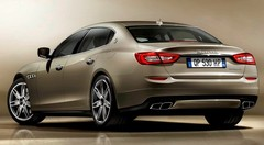 Maserati Quattroporte : un regard acéré