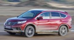 Essai Honda CR-V 2.2 i-DTEC 150 ch (2013)
