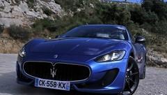 Essai Maserati Gran Turismo Sport