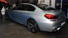 BMW M6 Gran Coupé : dévoilée en privé