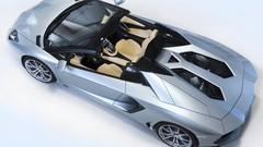 Lamborghini Aventador Roadster : La règle de trois