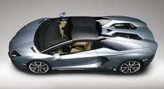 Lamborghini Aventador Roadster : Sèche-cheveux d'exception