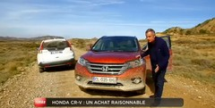 Emission Turbo : Honda CR-V 4, Nissan Deltawing, Dacia Lodgy, Infiniti FX by Vettel