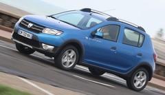 Essai Dacia Sandero Stepway 1-5 dCi 90 Prestige 2013 : danse avec les stars