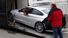 Le futur BMW Série 4 Coupé 2013 se déshabille