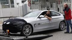 Spyshots BMW Série 3 coupé