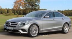 Mercedes Classe C 2014 : Le style en avant
