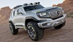 Mercedes Ener-G-Force : D'une pierre trois coups