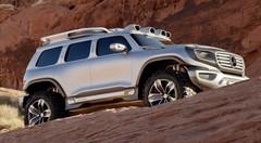 Mercedes Ener-G-Force Concept : crime de lèse-majesté