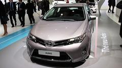 Toyota Auris 2 : les tarifs