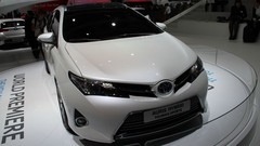 Nouvelle Toyota Auris 2013 : prix à partir de 17.500 euros